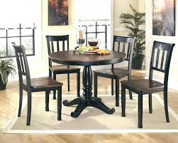 glass dining sets 4 chairs set of 4 chairs round glass dining table set 4 full