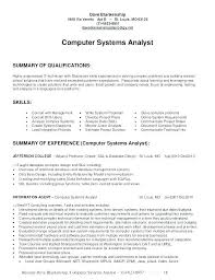 System Analyst Sample Resume Mesmerizing Business Intelligence Analyst Resume Colbroco