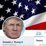 Experts Warn About Security After Donald Trump's Twitter Account Briefly Deleted