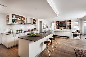 kitchen furniture plans. Bright-open-floor-plan Kitchen Furniture Plans A
