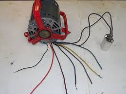 need help wiring an electric motor thanks in advance