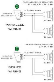 series parallel wiring diagram series image wiring similiar subwoofer wiring diagram serial keywords on series parallel wiring diagram