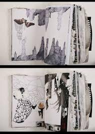 drawn fashion a level art 4