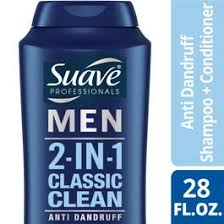 Suave <b>Men Classic Clean</b> 2-in-1 AntiDandruff Shampoo ...