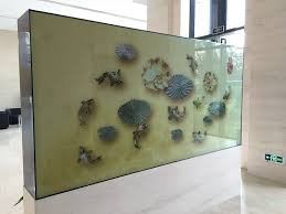glass screen for offices