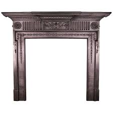 19th century victorian neoclassical cast iron fireplace surround the kairos collective uk