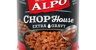 Well, then, let's do it! Alpo Chop House Beef Tenderloin In Gravy Wet Dog Food Purina