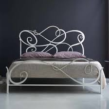 Designer Wrought Iron Beds Cool Metal Headboards For Double Bed Designer Double Single