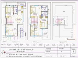 duplex house plans for 30x40 site elegant 30 x duplex house plans in india