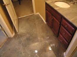 15 diy acid stained concrete floor
