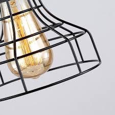 5 of 10 new diy led metal ceiling light vintage chandelier pendant edison lamp fixture