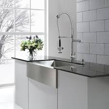 Kitchen Sinks Apron Low Water Pressure In Sink Only Rectangular Low Water Pressure Kitchen Sink Only