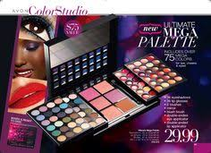 avon s ultimate mega makeup palette is here this incredible set includes 36 eyeshadows