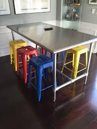 Diy Kitchen Prep Table Tutorial Simplified Building