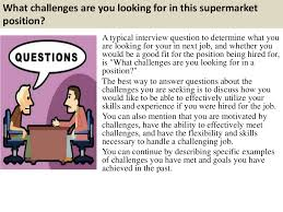 top supermarket interview questions and answers documents top 10 supermarket interview questions and answers documents tips sharing is our passion
