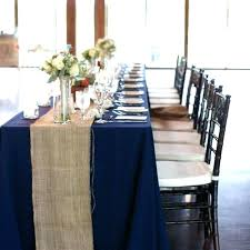 blue plastic tablecloth s light round royal roll navy