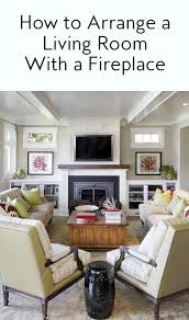 Small living room furniture 7 arrangement Narrow Fireplace Is An Amazing Element Of Home That Brings Together Room And The People In It These Tips Will Help You To Arrange Your Room Around The Pinterest Ways To Arrange Living Room With Fireplace Fireplace Ideas