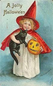 Pin by <b>Art</b> Vaultt on <b>Halloween</b> | Vintage <b>halloween</b> cards ...
