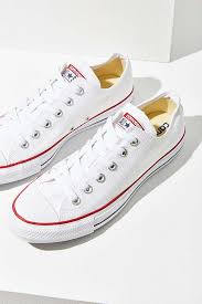 converse all star white. slide view: 1: converse chuck taylor all star low top sneaker white