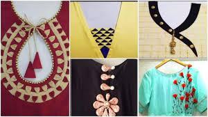 Punjabi Suit Gale Design Awesome Ladies Suit Ke Gale Ki Design Decorating Ideas