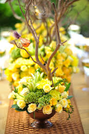 ... Stupendous Yellow Flower Arrangements 5 Yellow Rose Bouquet Pics Yellow  Flowers With Branches Large Size