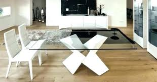 full size of luxury round glass dining tables uk modern melbourne designer kitchen awesome contemporary table