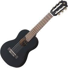 yamaha ukulele. yamaha gl1bl guitalele black ukulele t