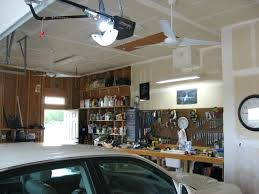 plain garage sweet ceiling fan for garage with lights o fans design inside ideas light and garage ceiling fan n