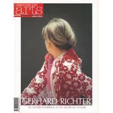 Connaissance Des Arts Hors-Série N° 538 - Gerhard Richter Au ...