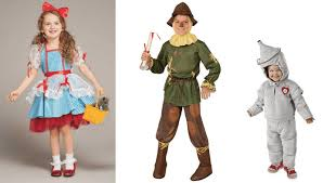 Beautiful Creative Halloween Costumes For Siblings   Wizard Of Oz