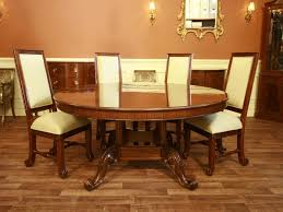 Furniture Luxury Dining Chairs Beautiful Large Mahogany Dining