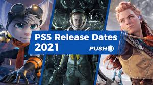 When enabled, you will see improved resolutions and framerates in. New Ps5 Game Release Dates In 2021 Push Square