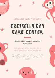 Customize 25 Daycare Flyers Templates Online Canva