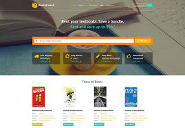 Music Website Templates Cool 48 Best Book Website Templates 48 FreshDesignweb