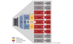 Alerus Center Seating Chart Alerus Center Grand Forks Tickets Schedule Seating