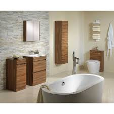Bathroom Storage Cabinets Floor Plan Walnut Floor Mounted 600 Drawer Unit Basin Bathroom
