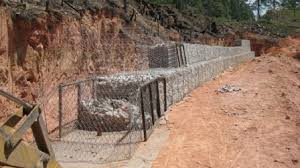 Small Picture Retaining Walls with Gabions Sabie