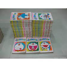 Combo truyện tranh Doraemon Truyện Ngắn (Trọn bộ 45 tập) - Tác giả:  Fujiko-F-Fujio