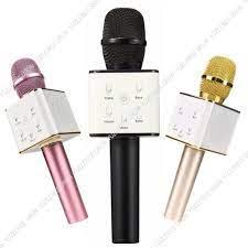 Q7 Karaoke Mikrofon, Bluetooth Hoparlör & Multimedya Fiyatları ve  Özellikleri