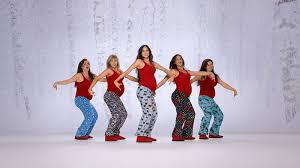 watch pregnant women dance to santa baby for kmart commercial kmart pregnant holiday 2014 commercial
