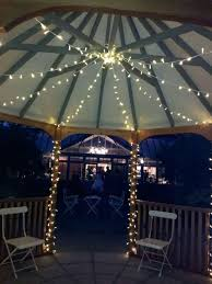 outdoor canopy chandelier gazebo