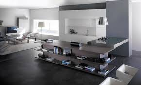 Kitchen Living Space Integrated Living Room And Kitchen Innovative Interior Ideas