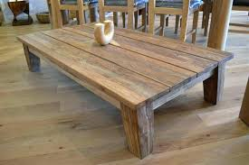 rustic coffee table with regard to large square diy plans 15