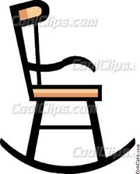 rocking chair clipart. Symbol Of A Rocking Chair Clipart I