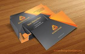 Free Design Business Cards Free Vector Illustrator Business Card Template 3 Business