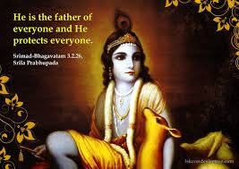 Lord Krishna Quotes Awesome Lord Krishna Everyone's Protector Spiritual Quotes By ISKCON