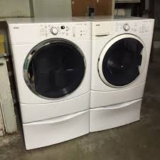 used front load washer and dryer. Fine Used Photo Of Marroquin Used Appliances  San Leandro CA United States  Kenmore Front Throughout Load Washer And Dryer A