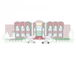 Купить дипломный Проект № Здание банка в г Гусь Хрустальный  Проект №1 118 Здание банка в г Гусь Хрустальный