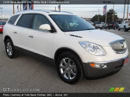 buick enclave 2008 white. white enclave image buick 2008