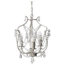 kristaller chandelier armed gallery including ikea crystal images